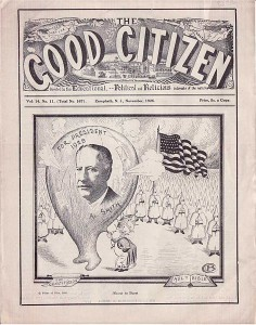 New York Governor Alfred