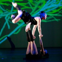 Performance from the Dance.Draw series at UNC-Charlotte, by Rob Singh-Latulipe.
