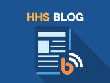 Read an HHS Blog.