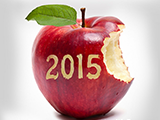 Read a blog post about the New Year and resolutions.