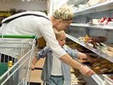 Read a blog - The Other Holiday Shopping: Grocery Shopping.