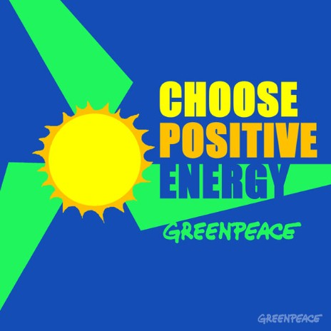 Choose Positive Energy