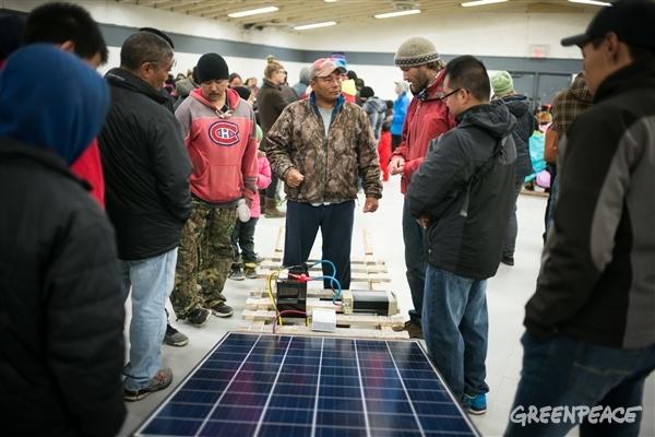 Duncan Martin hovoří o obnovitelných zdrojích