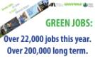 Environmental groups          and AFL release groundbreaking Green Jobs report