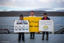 Seismic cannons won't blast Arctic waters this year, but Clyde River Inuit await certainty for their future