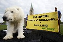 Paula Bear opposes Arctic drilling in Canada