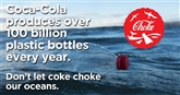 Plastic Pollution - Why Coca-Cola bears responsibility