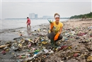 My week on a plastic beach helping to name and shame its polluters