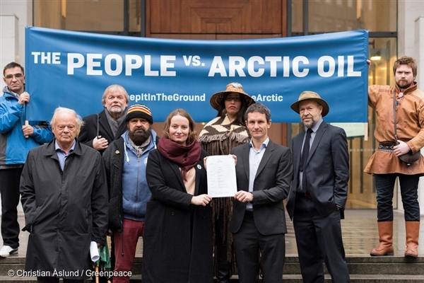 he People vs Arctic Oil: Historic Lawsuit against Arctic Oil in Oslo