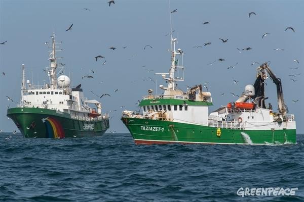fishing vessels in Guinea