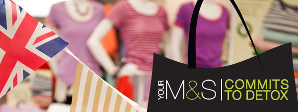 M&S Commits to Detox