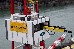 Greenpeace New Zealand recreates a protest scene with LEGO figure