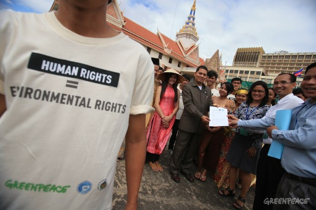 ASEAN: Environmental Rights = Human Rights