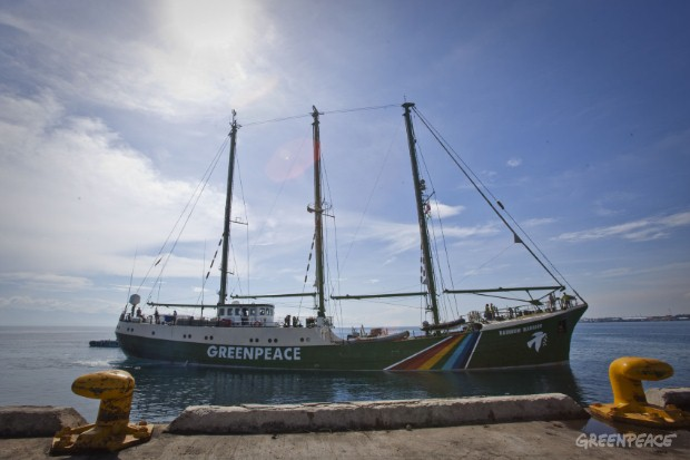 Greenpeace calls on Philippines to Turn the Tide