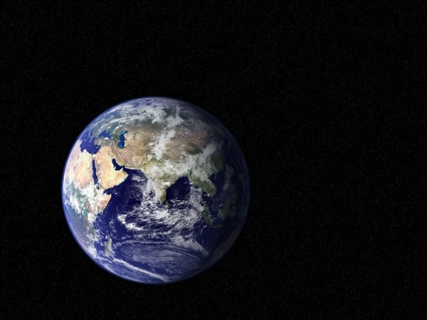 Earth, © NASA
