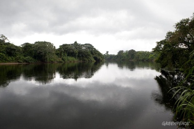 The Mana River