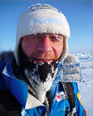 Eric Philips. Lead Polar Guide