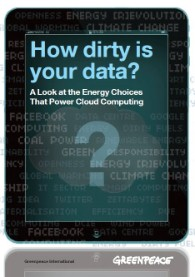 """How dirty is your data?"" Report published 21 April 2011"
