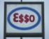 Culture jamming the Esso logo at the entrance
