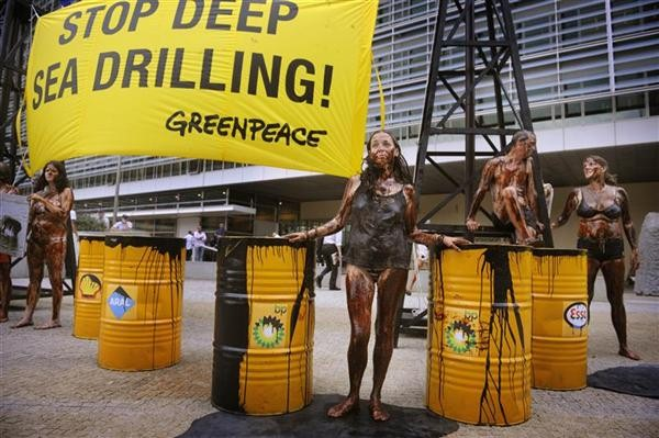 Call for Offshore Drilling Moratorium in EU