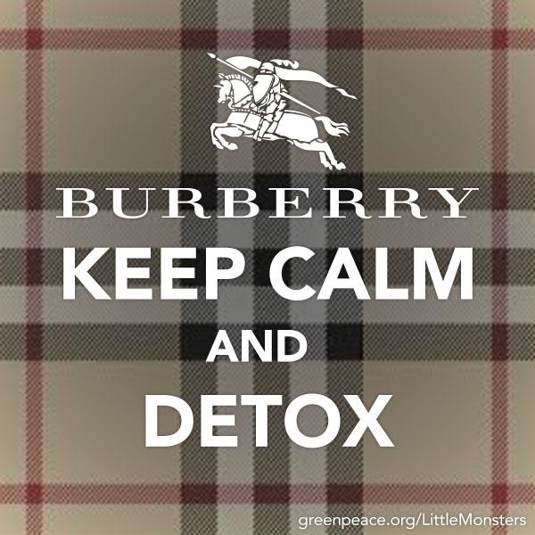 keep calm and detox