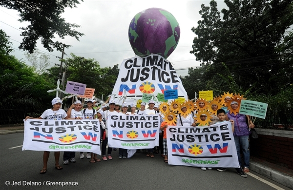The Philippines launched the world's first ever national human rights investigation into 50 big polluters.