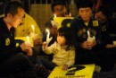 Hong Kong Vigil Supports Japan's Victims
