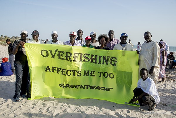 """Overfishing Affects Me Too!"""