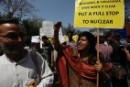 Anti Nuclear Protest in Delhi