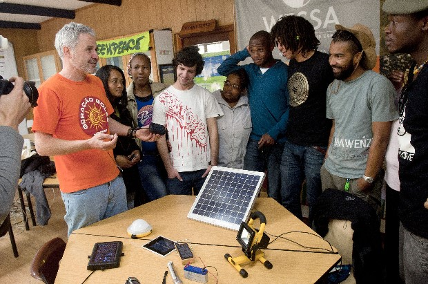 Cape Town Solar Training