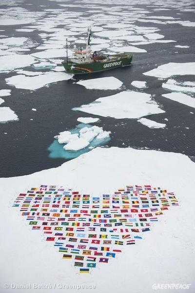 I heart Arctic
