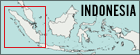 Mini map of Indonesia