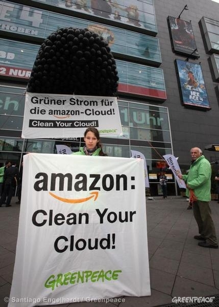 Amazon-Cloud action Berlin