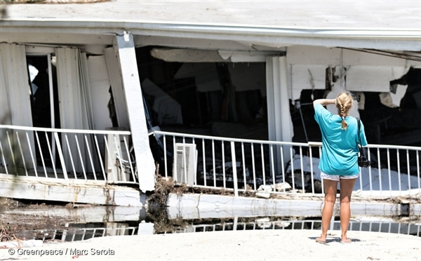 Homeowners Access Hurricane Irma Damage - 12 Sep, 2017