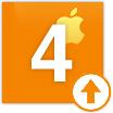 #4 apple