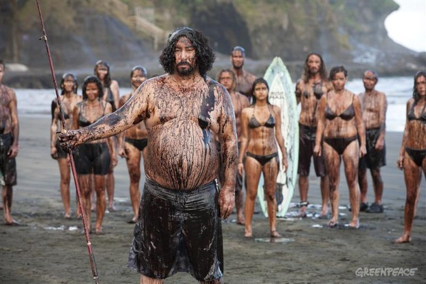 Oily People: Against New Zealand Offshore Drilling