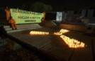 Remembering Japan: Greenpeace Supporters Mark One Month Since Tragedy Struck