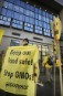 Greenpeace activists protest against GMO's