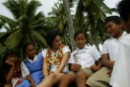 Aitutaki Island, Cook Islands: 'Voices of the Pacific' - greeting