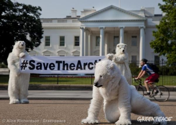 'Arctic Rising' in Washington, D.C.