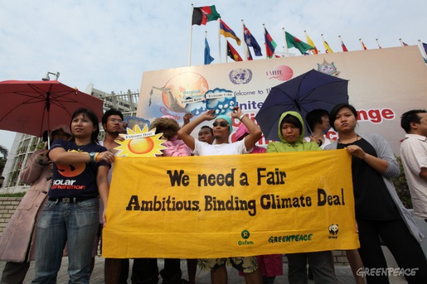 ASEAN must demonstrate leadership in UN climate negotiations
