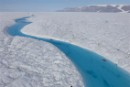 Scientists Collect Data on Petermann Glacier