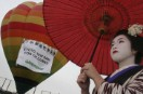 Greenpeace celebrates Kyoto and highlights more must be done