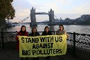 Survivors fight for climate justice in London, five years after Philippines' deadliest typhoon