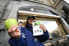 Green my Apple Amsterdam