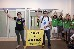 'Arctic 30' Activists Arrive In Argentina