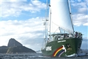 The new Rainbow Warrior is coming to New Zealand