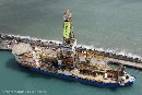 Shell Drill Ship Noble Discoverer