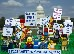 'Save the Arctic' LEGO Scene at US Capitol