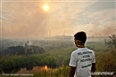 Choked in smoke - living in the thick of Indonesia's haze